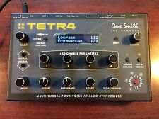 Dave Smith Instruments Tetra 4-Voice Analog Synthesizer