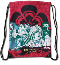 *NEW* The Ambition of Oda Nobuna: Oda Faction Drawstring Bag by GE Animation
