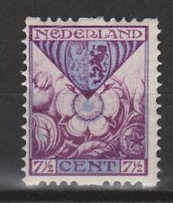 Roltanding 72 MLH NVPH Netherlands Nederland Pays Bas 1925 syncopated