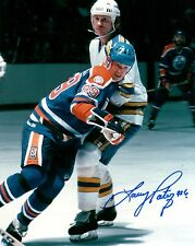 Larry Patey Autographed Photograph with COA