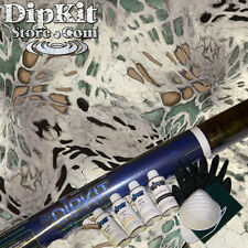 Hydrographics Dip Kit PRYM1 HC Camo water Transfer printing diy DK-RC-416