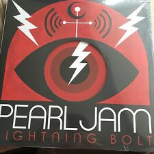 PEARL JAM 'LIGHTNING BOLT' LP VINYL - DIE-CUT GATEFOLD SLEEVE NEW AND SEALED