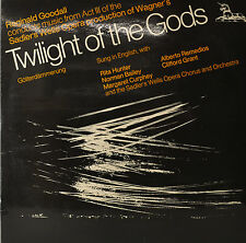 "TWILIGHT OF THE GODS - REGINALD GOODALL  12"" 2 LP  (O954)"