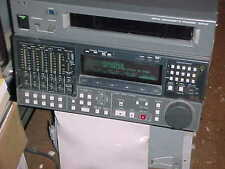 SONY DVR-20 D2 RECORDER/PLAYER( NO WAY TO TEST, SOLD AS-IS)