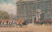 TUCK: TROOPING THE COLOUR-The Band of the Cavalry..-OILETTE 3578-oilfacism