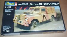 REVELL LAND ROVER SERIES III (109 / LWB) 1:35 SCALE BRITISH 4X4 MILITARY MODEL
