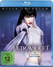 Blu-ray * ULTRAVIOLET - Milla Jovovich # NEU OVP