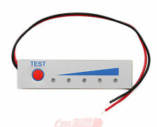 Voltage Capacity Display 5 LED Indicator for 13S 46.8V 48V Li-ion Li-Po Battery