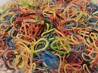 1000pcs Ponytail Elastic Hair Rubber hair band wholesale girl dog small bands