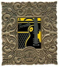 Hard Rock Cafe TORONTO 2008 ART FRAME Series PIN Abstract LE 300 - HRC #43189