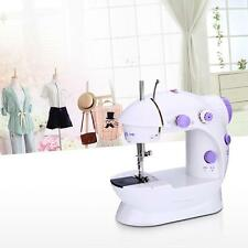 AC100-240V Household Electric Sewing Machine 2 Speed With Light Foot Pedal J0N6