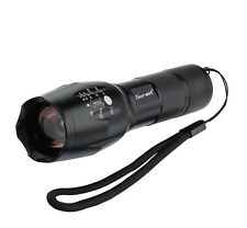 5000lm Waterproof X800 ShadowHawk STYLE Flashlight LED Zoom Military Torch G700