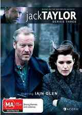Jack Taylor : Series 3 (DVD, 3-Disc Set) NEW