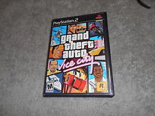 Grand Theft Auto Vice City for Playstation 2  - NO MANUAL