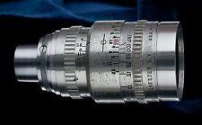 Kodak Anastigmat 50mm f1.6 S-mount cine lens