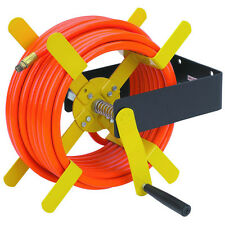 100 FT. STEEL HOSE REEL-Air compressor-Pneumatic Hose