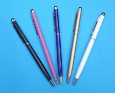 New Stylus ink Pen for iPhone 3G 4G P1000  iPod iPAD Samsung HTC Series X 2