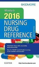 Mosby's 2016 Nursing Drug Reference, 29e (SKIDMORE NURSING DRUG REFERENCE), Skid