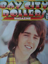 THE OFFICIAL BAY CITY ROLLERS MAGAZINE NO 15 FEB 1976