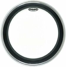Evans BD20EMAD Clear Emad Bassdrum Fell 20""