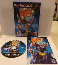 Game SONY Playstation 2 PS2 PAL ITALIANO - DISNEY CHICKEN LITTLE ASSO SPAZIALE!