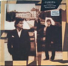 Scarce Bjorn J:son Lindh Staffan Scheja Europa - NM- Vinyl - German Press Synth