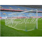 Football Outdoor 9.8x6.5ft Soccer Goal Nets Post 3x2M Sports Practise Training Z