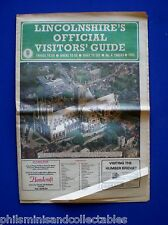 Lincolnshire's Official Visitors Guide Newspaper  No.4 1988/89