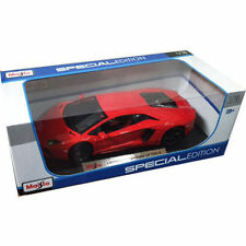 Maisto Lamborghini Aventador LP700-4 1:18 Diecast Model Car Orange