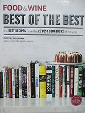 Food & Wine Best of the Best 2013 From The 25 Best Cookbooks of the Year LikeNew