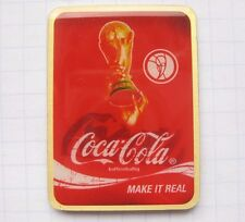 COCA-COLA/FIFA World Cup Germania 2006/It 's your home gioco... Pin (138k)