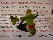 AVION militaire MAISTO : MITSUBISHI A6M2 ZERO 13 cm * 10 cm