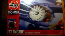 AIRFIX 20005 JET ENGINE Turboreacteur Double flux Maquette pédagogique NEUF