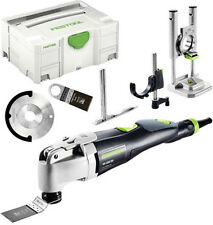 Festool VECTURO OS 400 EQ-Set GB 240V Oscillator Multitool in Systainer - 563003