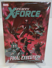 Uncanny X-Force Final Execution Book 2 Marvel Comics HC Hard Cover New Sealed