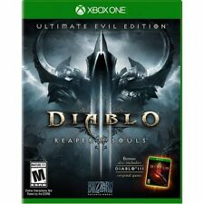 Diablo III: Ultimate Evil Edition + Reaper of Souls (Xbox One) Video Game Set