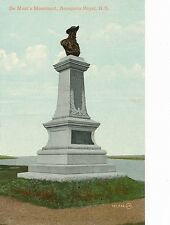 ANNAPOLIS ROYAL NS – De Mont's Monument