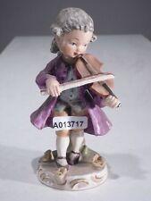 +# A013717_01 Goebel Archiv Muster Rokoko Barock Junge spielt Geige Fiddle FR11