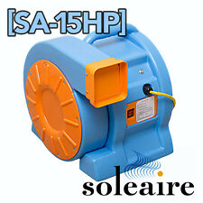 Soleaire® 1.5HP Inflatable Bounce House Air Blower Water Slide Motor Pump