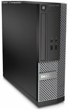Dell optiplex 9020 sff, intel i7-4790, 16GB ram, 256GB ssd, win 7 pro