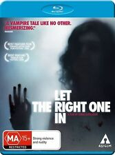 Let The Right One In (Blu-ray, 2010), Brand New & Sealed, Australian Release