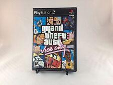 Grand Theft Auto Vice City PS2 (Sony PlayStation 2) GTA Rockstar