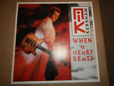 "Nik Kershaw ‎– When A Heart Beats [German 12"" Single]"