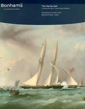 Bonhams ///  Marine Art Yacht  European Post Auction Catalog 2003