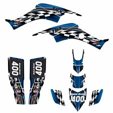 1999 - 2007 TRX400EX graphics Honda 400EX stickers kit NO2500 Blue