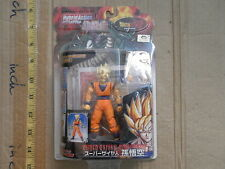 DragonBall Z DBZ Hybrid Action Figure SS Saiyan Son Gokou box damage