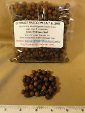Coon / Raccoon Bait & Lure For LilGrizz Traps, Dog Proof Traps, Cage Traps