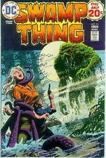 Swamp thing # 11 (Nestor redondo) (états-unis, 1974)
