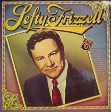 Lefty Frizzell(Vinyl LP)Lefty Frizzell-CBS-CBS 25017-UK-1981-VG/VG+