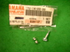 YAMAHA CW50 CW 50 SH50 SH 50 NOS GENUINE THROTTLE SCREW SET 1YU-14103-00